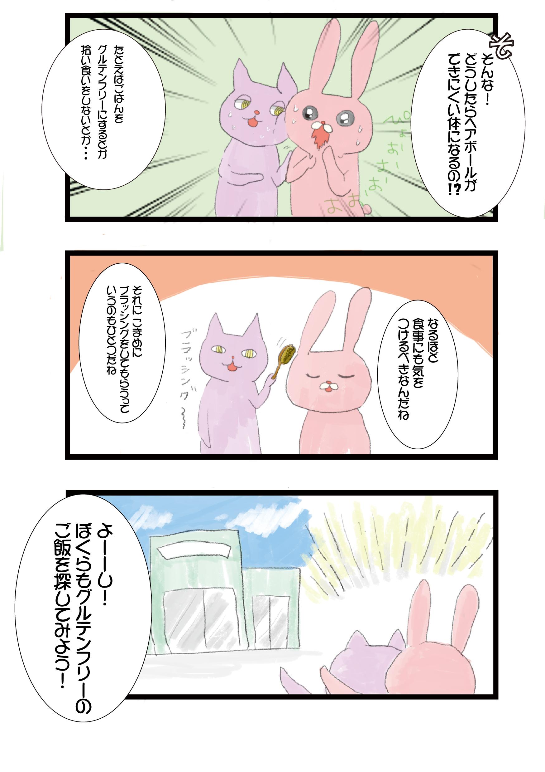 うさぎブログ2