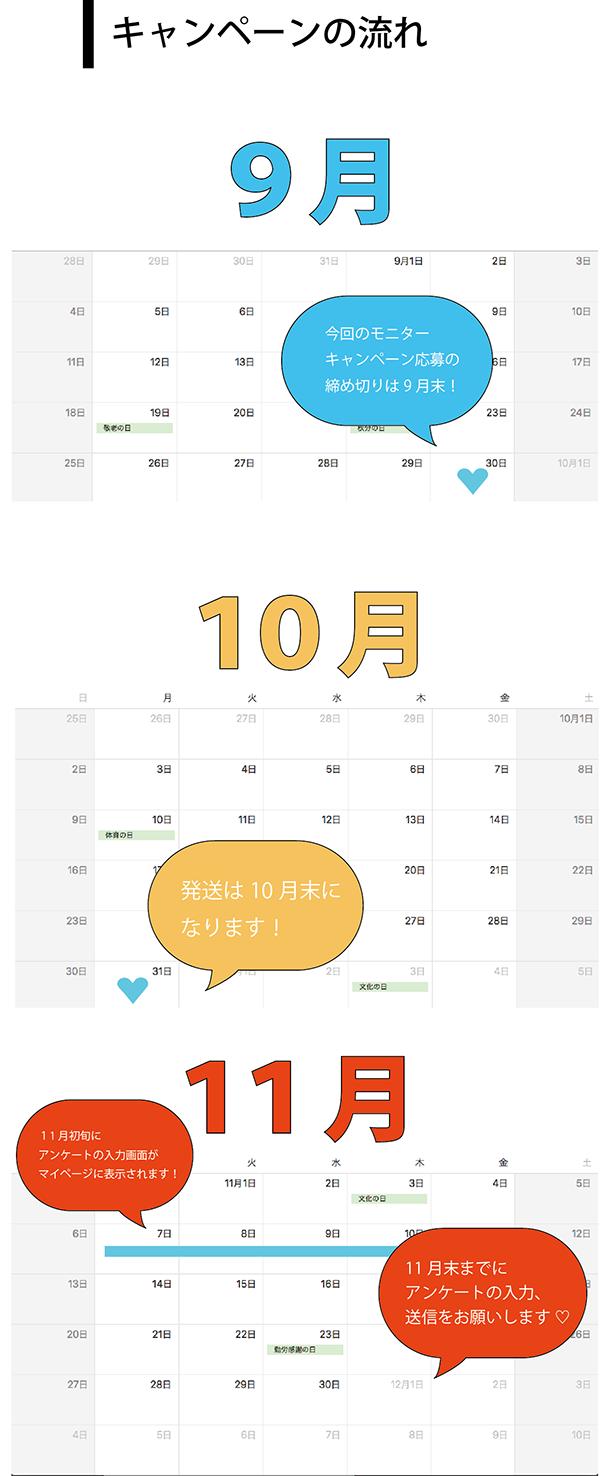 blogカレンダー